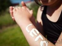 Ochrana detí pred slnkom je životne dôležitá