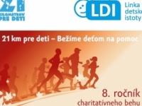 21km predeti –bežíme deťomna pomoc
