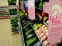 Kúpa produktov v ružovom balení pomôže v boji proti rakovine