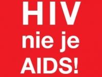 Začína sa edukačná kampaň pre stredné školy HIV nie je AIDS!