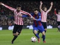 Video: Trio MSN posunulo FC Barcelona do štvrťfinále pohára