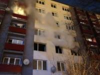 Obrazom: V Trnave horel byt, ľudí museli evakuovať