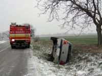 Tínedžer bez vodičáku dostal šmyk, nehodu neprežil