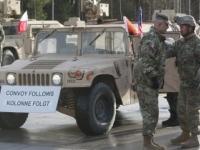 Kontingent americkej armády dorazil do Poľska