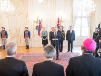 Prezident Kiska vyzval cirkvi, aby sa postavili extrémizmu