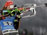 Nemecké biatlonistky uspeli v štafete, Slovenky skončili 12.